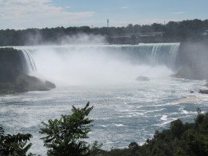 Magnificent Niagara Falls