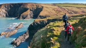 Move on the longest coastal path in Europe