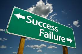 Failure the Bed For Success
