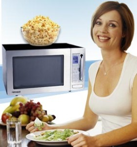 Is microwave cooking healthy?