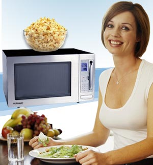 Are Th Safe Cooking Using Microwave