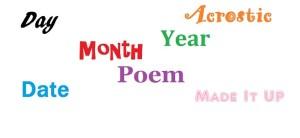 Date Poem: Thursday, November Nineteenth (2015)