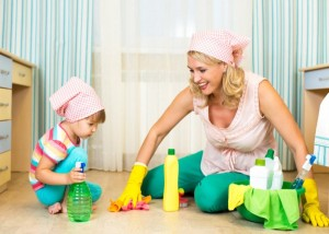 Childminder's Guide to Helping Children Organize Their Room