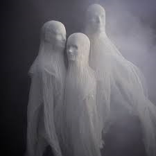 Ghosts following me