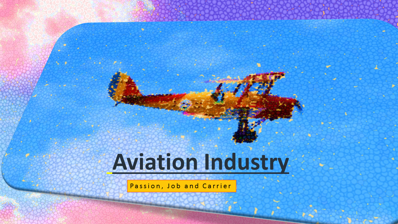 Join Aviation Industry