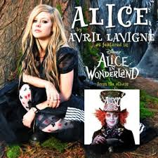 Avril Lavigne on her song Alice
