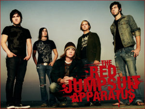 The Red Jumpsuit Apparatus – Singer of the Day