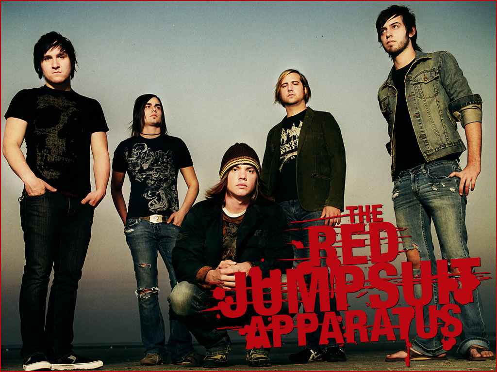 The Red Jumpsuit Apparatus - Singer of the Day - SkyPip