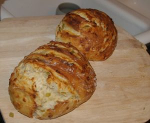 The Easiest (and Best) Homebaked Bread EVER