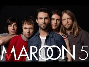 Maroon 5 – Band Of The Day
