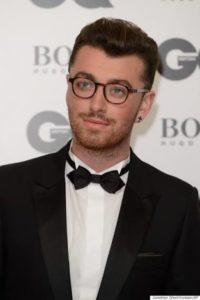 Sam Smith – Singer Of The Day