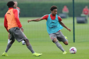 Transfer blow for Arsenal as highly-rated youngster Chris Willock signs five-year deal at Benfica