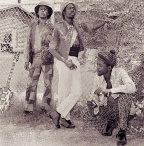 Reggae gong