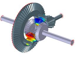 DESIGN AND ANALYSIS OF DIFFERENTIAL GEAR BOX IN AUTOMOBILES PART 1