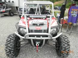 SUSPENSION SYSTEM FOR AN ALL TERRAIN VEHICLE PART 3