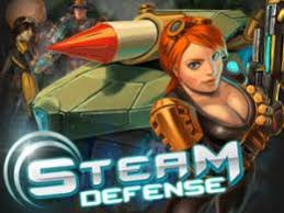 steam defence..