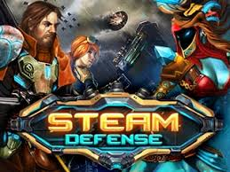 steam defence