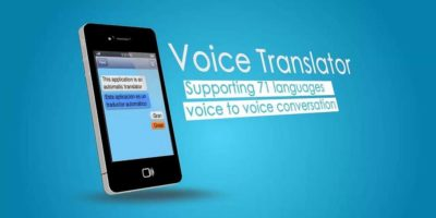 voice translation devices