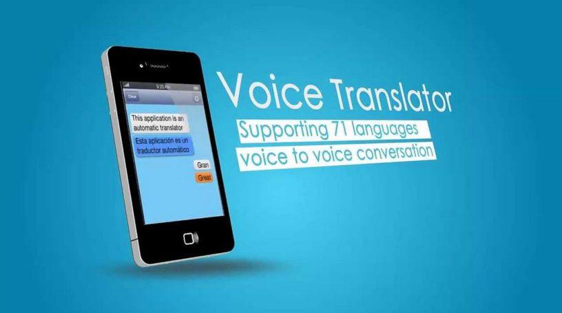 voice translation devices