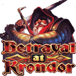 Betrayal at Krondor Box Art